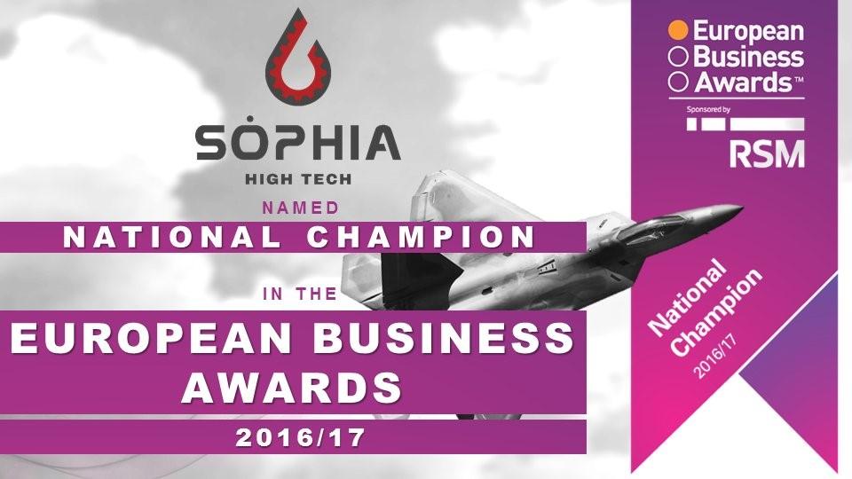 sophia-high-tech